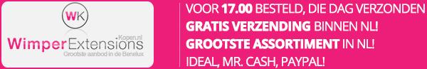 Wimperextensions.nl - Groothandel en opleider voor wimperextensions