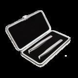 Glitter Tweezer Case (Zilver)_
