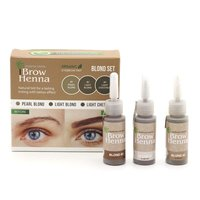 Brow Henna Blond Set