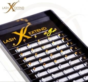 Crystal Lashes Lash Extend