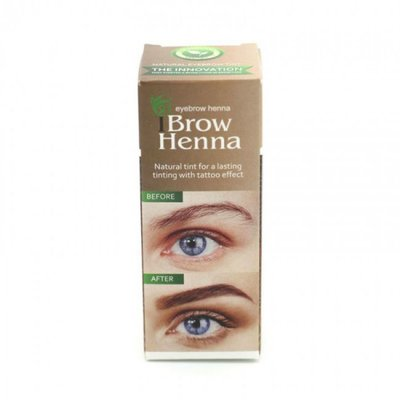 Brow Henna Licht Chesnut