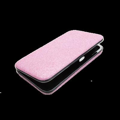 Glitter Tweezer Case (Licht Roze)