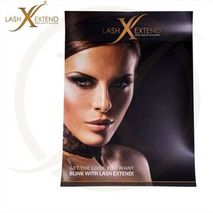 poster lash extend wimperextensions