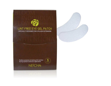 gel patch wimperextensions