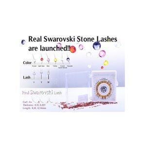 Real Swarovsky Lash