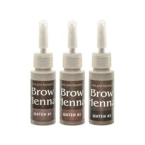 Brow-Henna-set