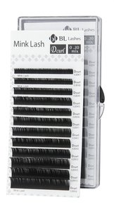 BL Lashes (Blink) J-Krul gemixt (7-14mm)