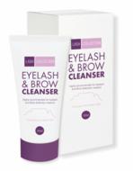 eyelash & eyebrow cleanser
